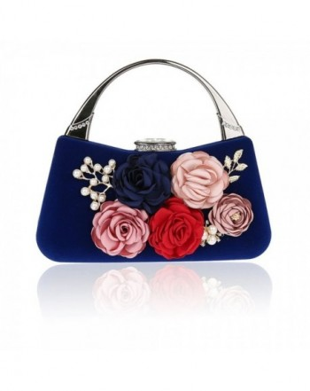 ELEOPTION Evening Handbag Wedding Handbags