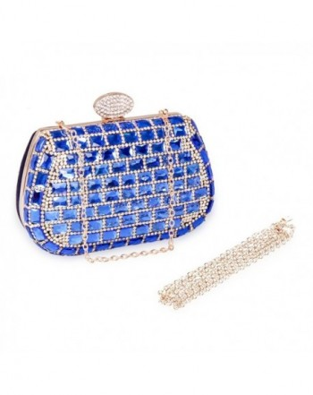 ECOSUSI Dazzling Rhinestone Evening Handbags