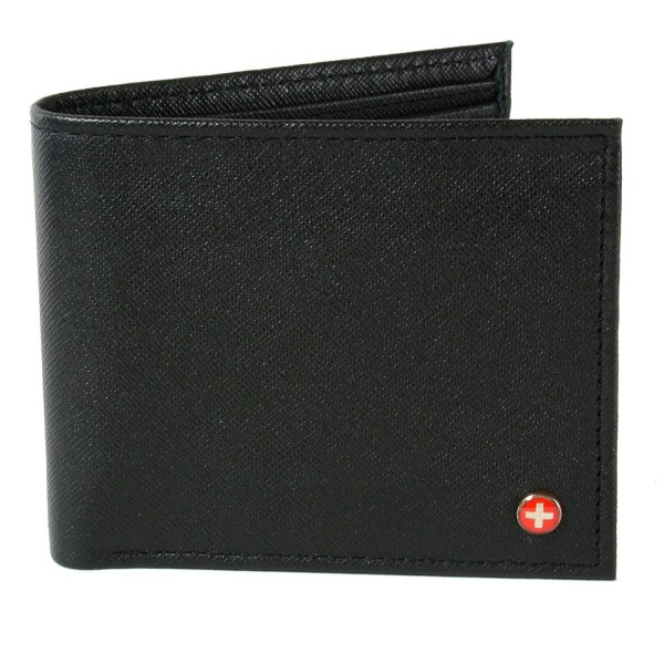 Alpine Swiss Leather Sections Crosshatch