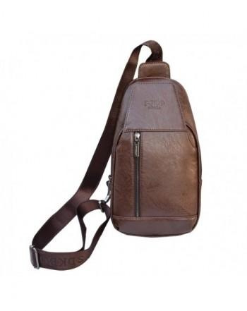 Backpack Shoulder Crossbody Backpacks Waterproof