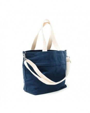Canvas Market Tote Abbot Fjord
