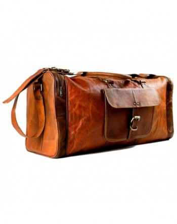 Handmadecraft Genuine Leather Shoulder Holdall