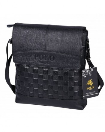 PS33 Brifecase Messenger Crossbody VS1 black