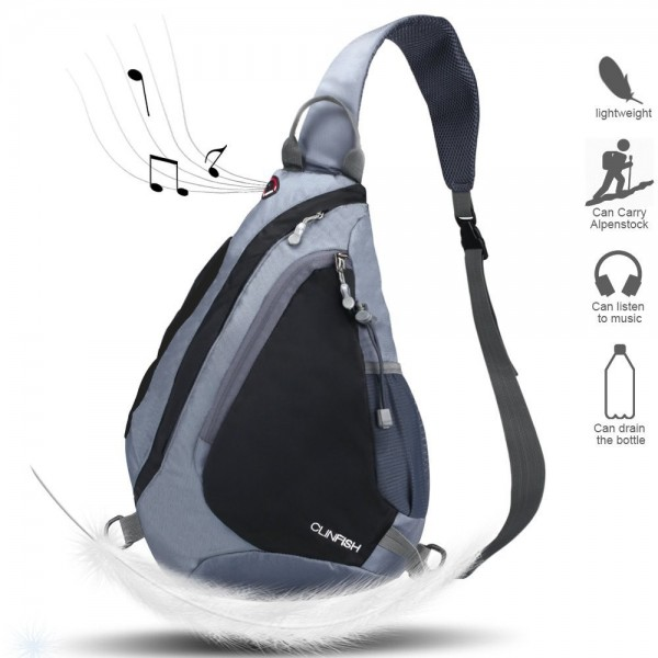 Backpack CLINFISH Resistant Lightweight Crossbody
