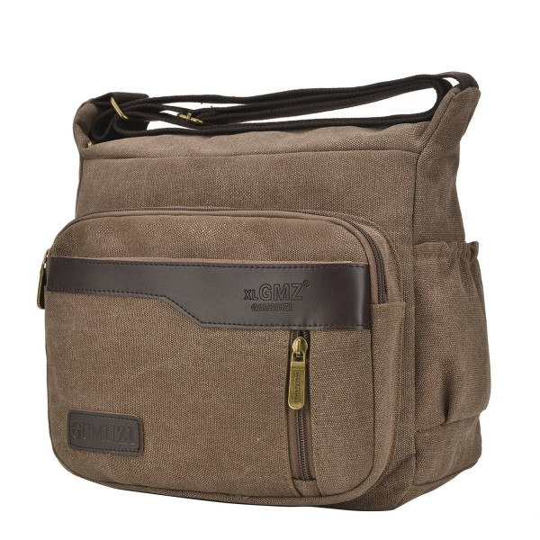 Fabuxry Casual Canvas Handbags Shoulder