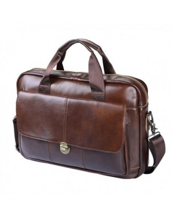 Briefcase TECOOL Business Shoulder Messenger