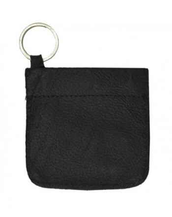 Genuine Leather Squeeze Pouch Marshal