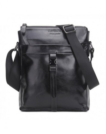 Contacts Genuine Messenger Crossbody Shoulder