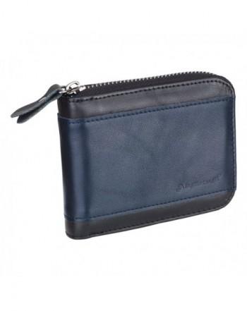 Admetus Genuine Leather Cowhide Wallet