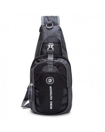 RS Unisex Crossbody Shoulder Backpack