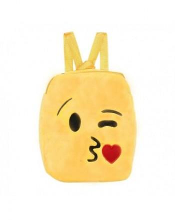 Whillows Emoticon Shoulder Backpack Rucksack