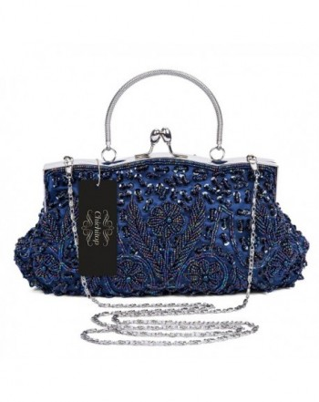 16e4c0257d8 Available. Chichitop Beaded Sequin Design Evening; Women's Clutches & Evening  Bags ...