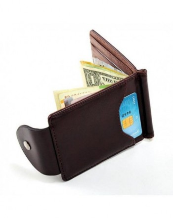 Wallet FTXJ Ultra thin Leather Wallets