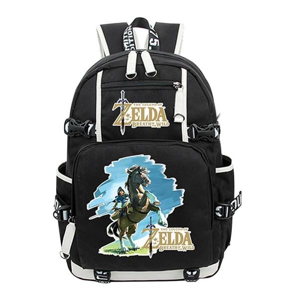 Backpack Bookbag Messenger Shoulder Daypack
