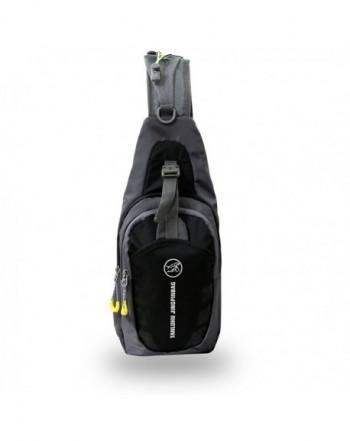 CTREEY Shoulder Unbalance Backpack Satchel
