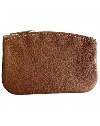 Classic Genuine Leather Zippered Nabob