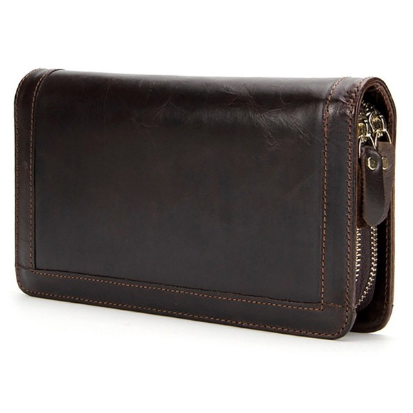 Genuine Leather Wallet Handbag Classic