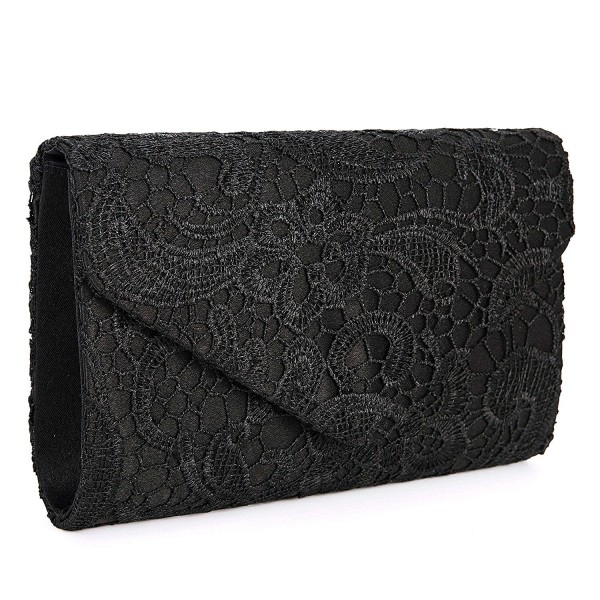 Lifewish Elegant Envelope Evening Handbag