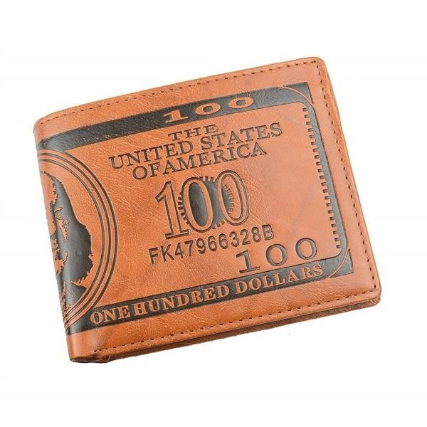 Zando Unisex Dollar Leather Holder