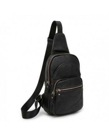 SIFINI Genuine Leather Multipurpose Daypacks
