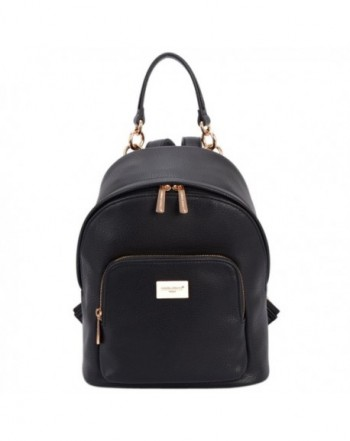 Womens Synthetic leather Shoulder Backpack