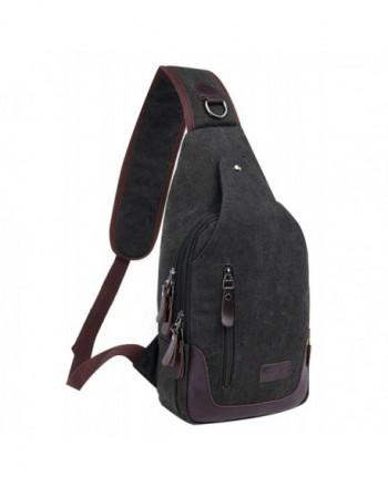 JiaYou Casual Backpack Crossbody Shoulder
