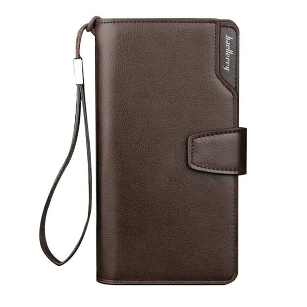 Clutch Wallet Business Leather Wallets