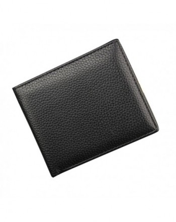 Synthetic Leather Wallets Fashion Casual