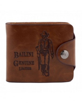 Catalina Genuine Leather Bifold Wallet