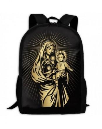 Blessed Shoulder Backpacks Traveling Fashion