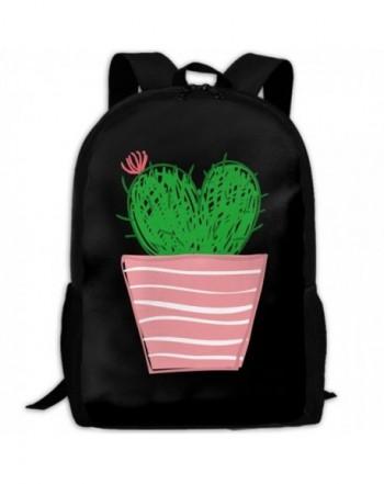Leaves Shoulder Backpacks Traveling Fashion
