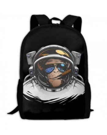 Astronaut Shoulder Backpacks Traveling Fashion