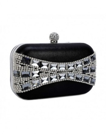 Chichitop Crystal Rhinestone Evening Handbag