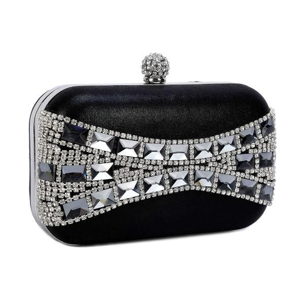 Chichitop Crystal Rhinestone Evening Handbag