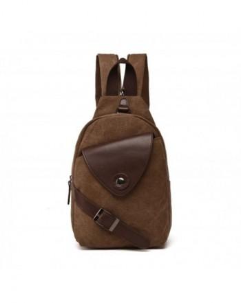 Multifunction Sling Shoulder Cross Backpack