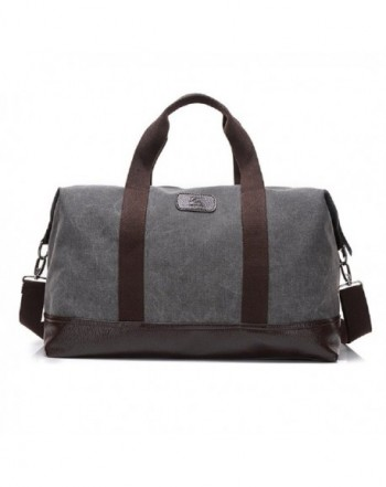 Classic Canvas Travel Weekender Overnight