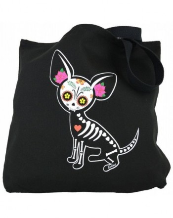 Yujean Evilkid Chihuahua Muerta Skeleton