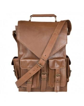 Enew Handmade Messenger Bag Briefcase