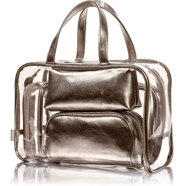 NiceEbag Cosmetic Portable Transparent Organizer
