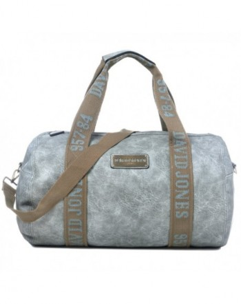 Weekender Duffel Leather Travel Unisex