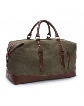 Seamand Weekender Overnight Genuine Leather