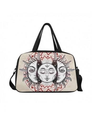 InterestPrint Duffel Travel Handbag Luggage
