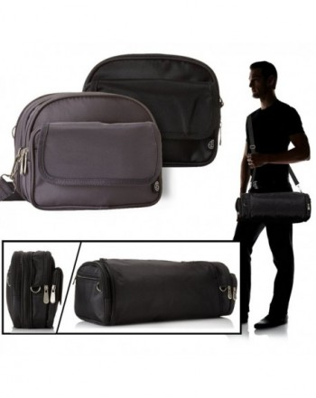 Beyond Expandable Crossbody Shoulder Duffle
