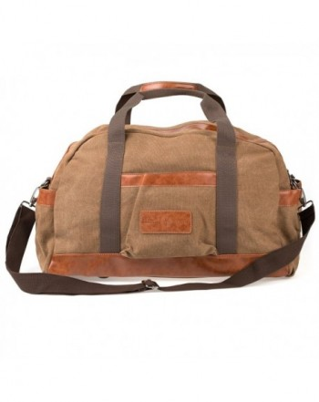 Kitami Berlin Weekender Overnight Canvas
