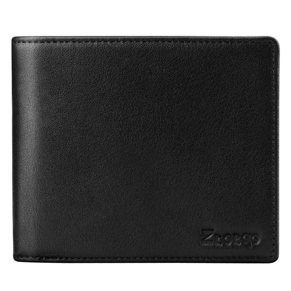 Wallet Leather Ztotop Bifold Blocking