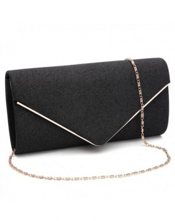 GESU Shining Envelope Evening Handbags
