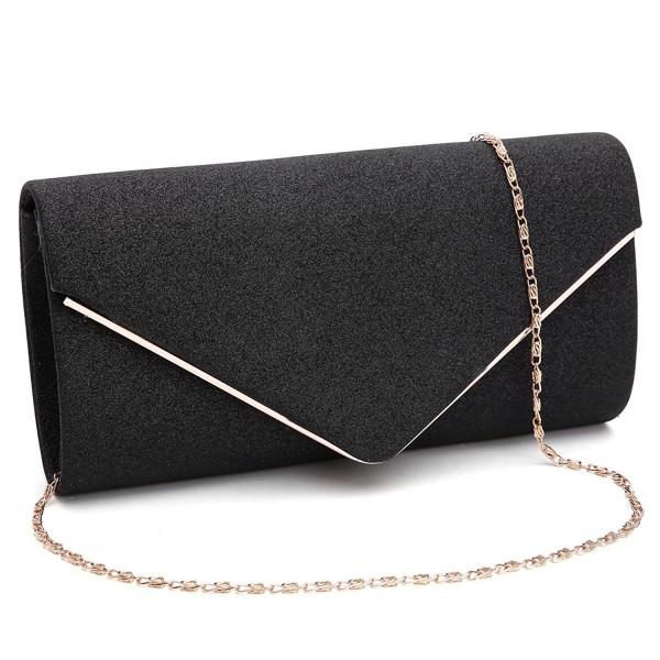 GESU Shining Envelope Evening Handbags