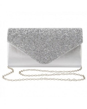 Gabrine Evening Handbag Rhinestone Studded Wedding