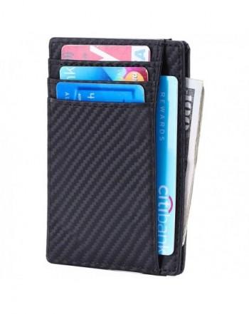 Wallet Pocket Minimalist Secure Credit
