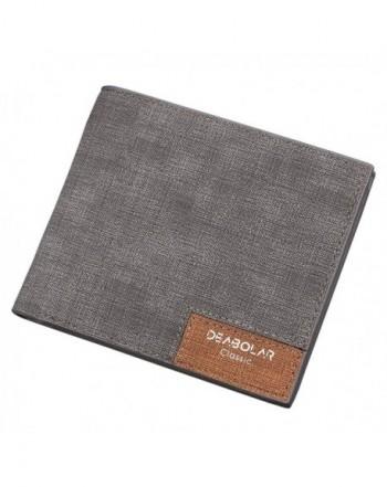 Bifold Wallets Pocket Minimalist Wallet